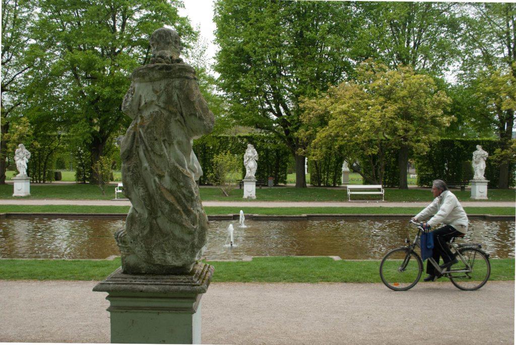 Trier Konstantinbasilika Palasgarten2